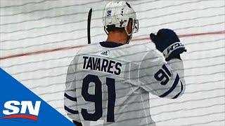 John Tavares Pounces On Turnover To Fire One Past Tuukka Rask by Sportsnet Canada