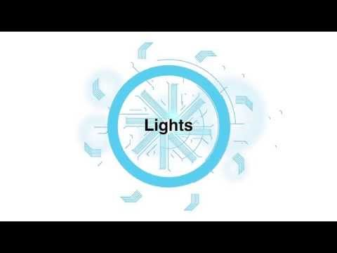 Sensity Light Sensory Network for Malls