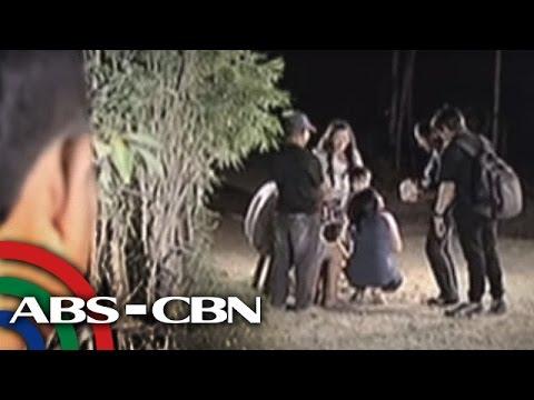 SOCO: 27-year Old Waitress Robbed by Three Men