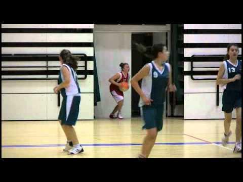 Ikastola San Fermin vs San Ignacio 18/02/12