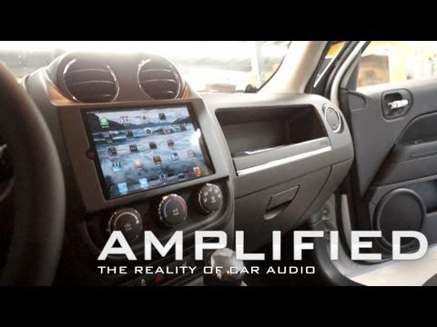 polk audio - We install iPads - http://www.soundmanca.com join - http://www.CarAudioFeed.com In this episode of Amplified, the crew installs an iPad mini insto the dash o...