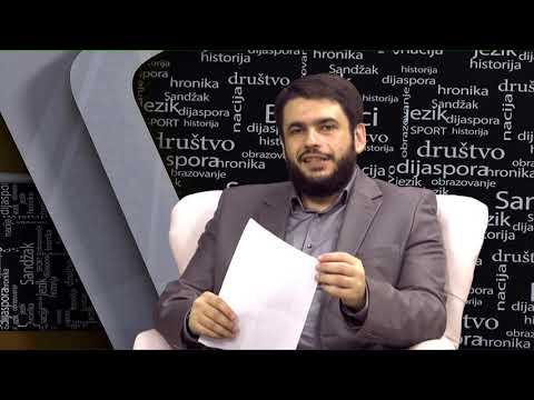 """Odbornici SPP-a u emisiji """"Pretres"""" na Sandžak TV-u"""