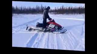 6. 550f ski doo rev