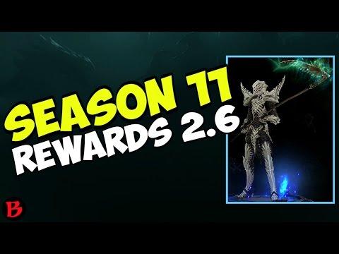 Diablo 3 Season 11 Rewards & Haedrigs Necromancer Incoming? Patch 2.6