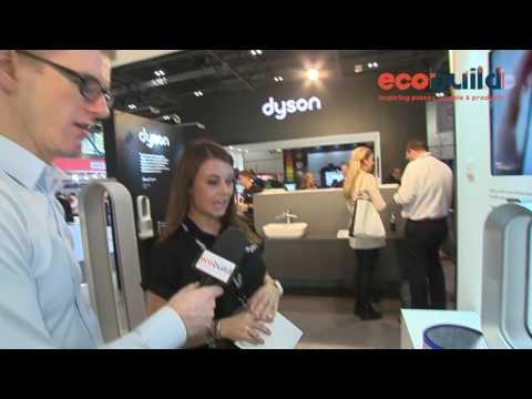 Ecobuild 2017: Dyson