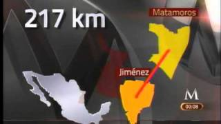 Situación en Tamaulipas (Ciro Gomez Leyva - Milenio Noticias)