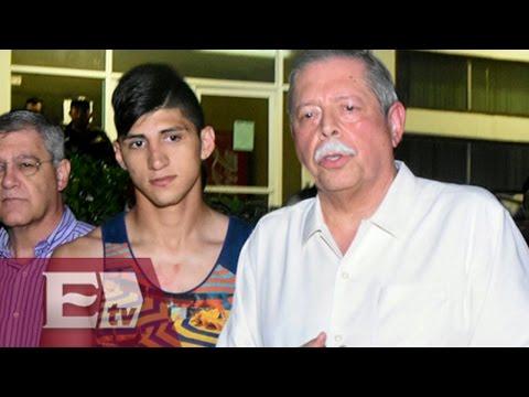 Alan Pulido hizo llamada para ser liberado de sus captores