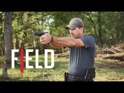 How to Grip a Handgun. Robert Vogel, Field Notes Ep.50