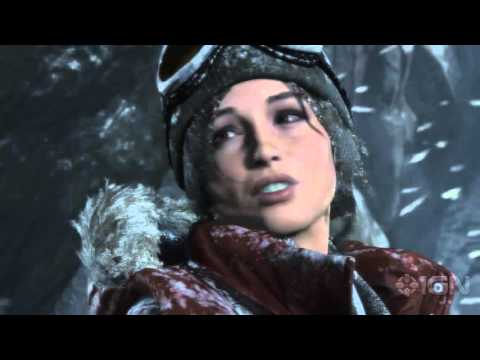 The First 10 Minutes of Rise of the Tomb Raider on PC