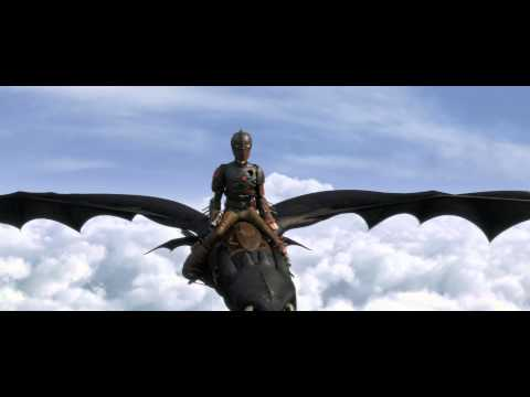 dragon - HOW TO TRAIN YOUR DRAGON 2 - OFFICIAL TEASER TRAILER Website: http://www.howtotrainyourdragon.com Facebook: http://www.facebook.com/HowToTrainYourDragon Twit...