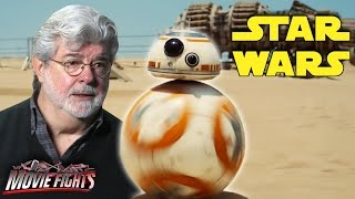 Should Star Wars Ditch George Lucas? - MOVIE FIGHTS!