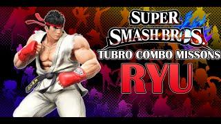 What if Smash bros had combo missions like marvel vs capcom (turbo ryu)