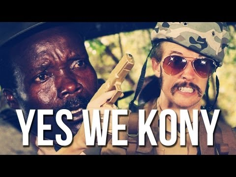 Yes We KONY? - RAP NEWS 12