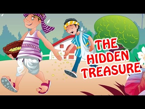 Kids Moral Story - The Hidden Treasure