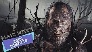 BLAIR WITCH | JUEGO COMPLETO EN ESPAÑOL - [Full Game Walkthrough]
