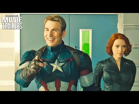 Marvel Superhero Movies Bloopers Gag Reel Compilation