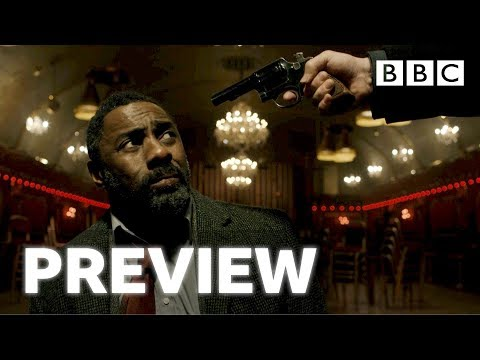 Luther's back with a bang! - LUTHER Series 5