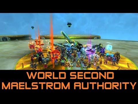 Datenzone Bosskill - Maelstrom Authority bei Engima
