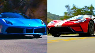 Fords and Ferraris! Some of Our Favorite Cars by Motor Trend