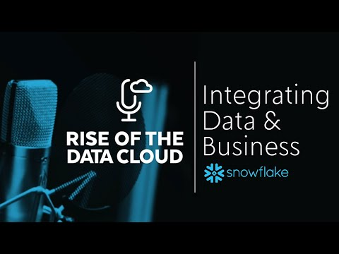 Integrating Data and Business with Didier Le Tien   Rise of The Data Cloud