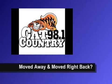 YOUR CALLS--Ever Moved Away & Moved Right Back Home?