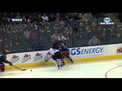 Kari Lehtosen huikea torjunta kisaa kauden parhaasta suorituksesta NHL:ssä