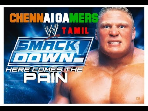 wwe smackdown here comes the pain live tamil