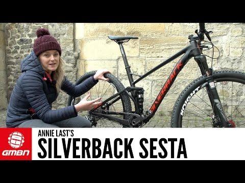 Annie Last's Silverback Sesta Pro Bike