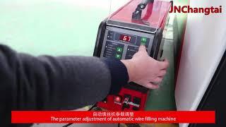 1500W Metal Handheld Fiber Laser Welding Machine youtube video