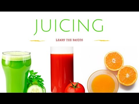 Juicing 101: How to Make Great Vegetable Juices