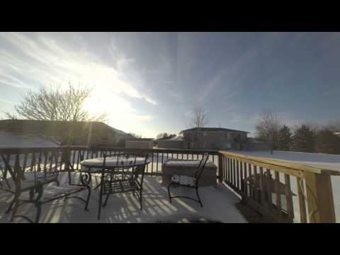 A Day in the Life of My Deck Chairs - GoPro Nonsense Test