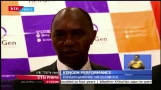KTN Prime: Kengen Performance as plans on Olkaria five continue, 26/10/16