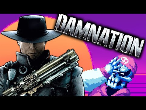 You CAN'T defend this! - Damnation (Xbox 360)