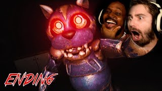FUNNIEST GAMEPLAY WITH FUNNIEST PLOT | Bros Tag-Team Case 2: Animatronics! (ENDING)