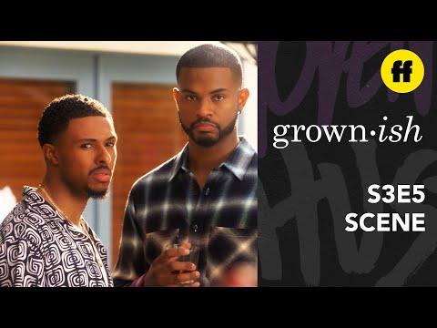 grown-ish Season 3, Episode 5 | Aaron & Doug Meet Rodney | Freeform