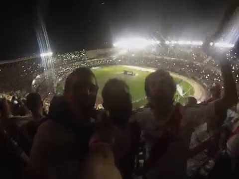 Demasiadas luces - Los Borrachos del Tablón - River Plate