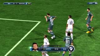 [Fifa online 3] ranking match #2 / THEIR FUCKING AMAZING EFFECT!, fifa online 3, fo3, video fifa online 3