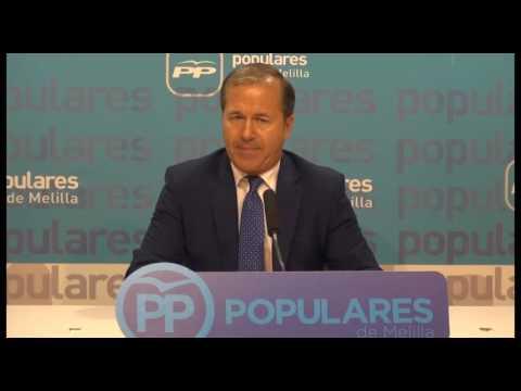 Marín explica como se desarrollará el XVIII Congreso Nacional del PP