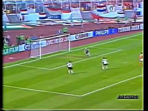 euro '88: semifinale, germania o. - olanda 1-2!