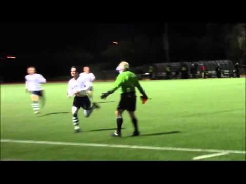 Highlight: Game-winning goal by Josh Ocel for Brandeis against Thomas