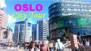 Oslo City Tour