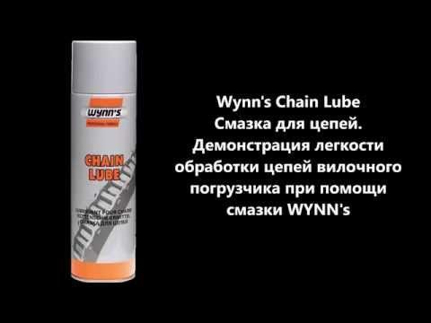 Chain Lube (Смазка Цепи)