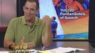 THE120 Fundamentals of Speech Session Seven 06/27/2010