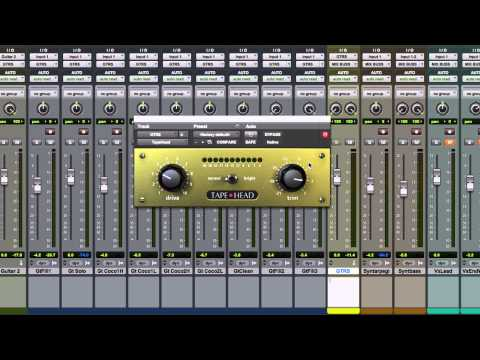 Smooth Out Harsh Guitars Without EQ – TheRecordingRevolution.com