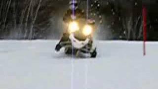 5. 2008 Arctic Cat F1000 Sno Pro