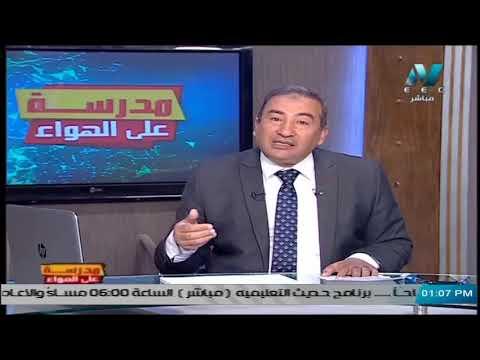 لغة عربية الصف الثاني الثانوي 2020 (ترم 2) الحلقة 2 - نحو : أسلوب التعجب