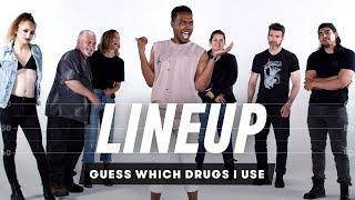 Video Guess Which Drugs I Use | Lineup | Cut MP3, 3GP, MP4, WEBM, AVI, FLV Desember 2018