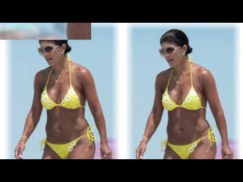 Teresa Giudice In Skimpy Bikini REVEALED