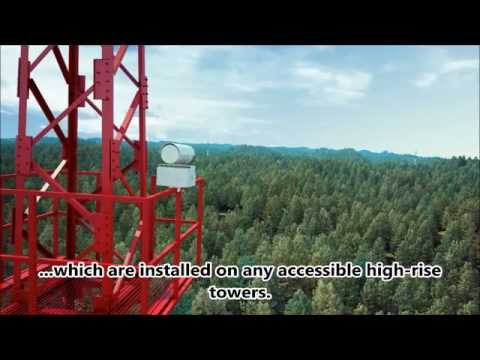 Lesnoy Dozor: System for forest monitoring and early detection of fires