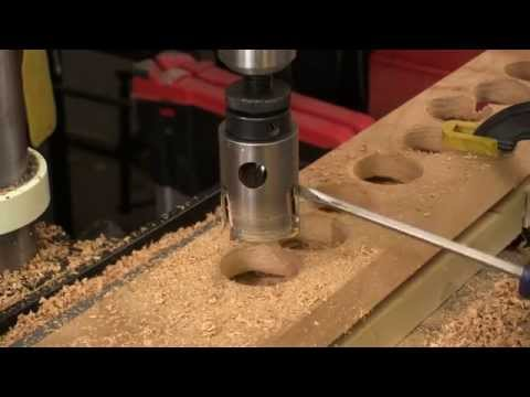 10-Pc. Avenger Carbide Hole Saw Set Review: NewWoodworker